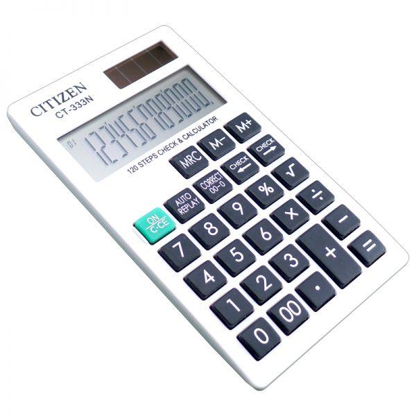 ماشین حساب سیتیزن مدل CT-333II