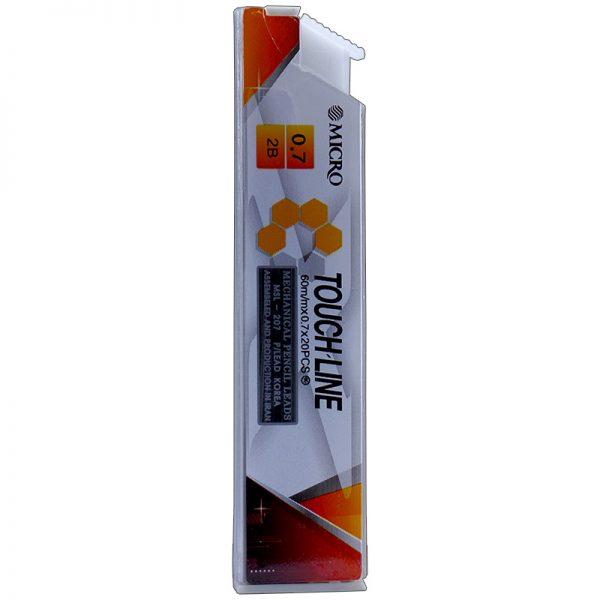 نوک مداد نوکی 0.7 میلی متری میکرو
