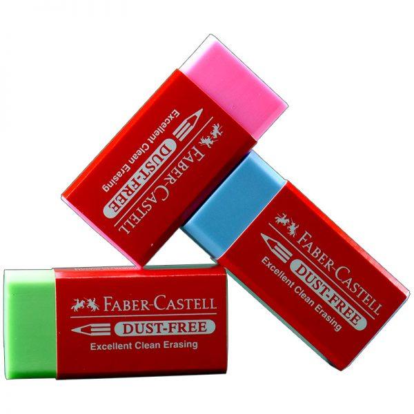 پاک کن رنگی فابرکاستل مدل PVC-Free کد 187125