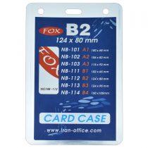 جاکارتی آویز (سمیناری) Fox مدل B2 کد NB-112