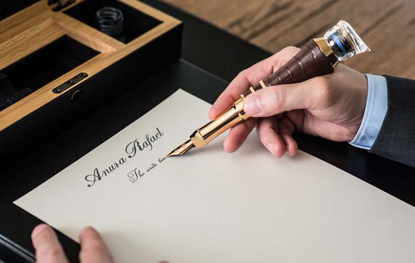 خودنویس و دنیای شگفت انگیز لوازم التحریر