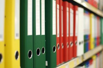 زونکن بهترین وسیله برای بایگانی و نظم