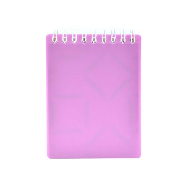 دفترچه یادداشت 50 برگ 8.5 در 11.5 سانتی متری کیمیا