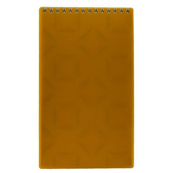 دفترچه یادداشت خبرنگاری 50 برگ کیمیا