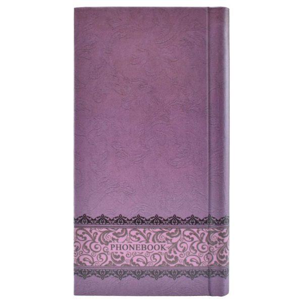 دفتر تلفن کوچک جلد سلفونی کاکتوس