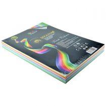 کاغذ A4 رنگی 10 رنگ جگوار بسته 250 برگی