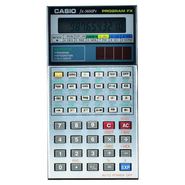 ماشین حساب مهندسی کاسیو کد FX-3600PV