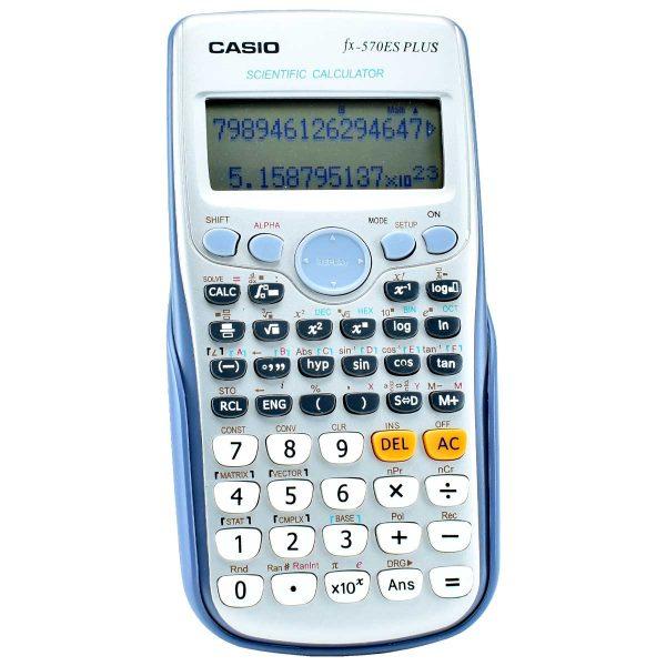 ماشین حساب مهندسی کاسیو کد FX-570ES PLUS