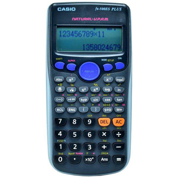 ماشین حساب مهندسی کاسیو کد FX-82ES PLUS