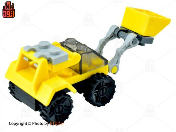 لگو JIE STAR مدل Town کد 20511-4